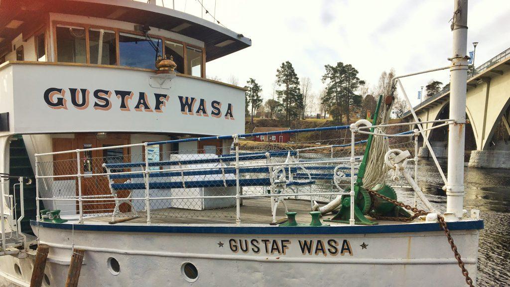 Gustav Vasa - Landsfader eller tyrann?   Lars-Olof Larsson