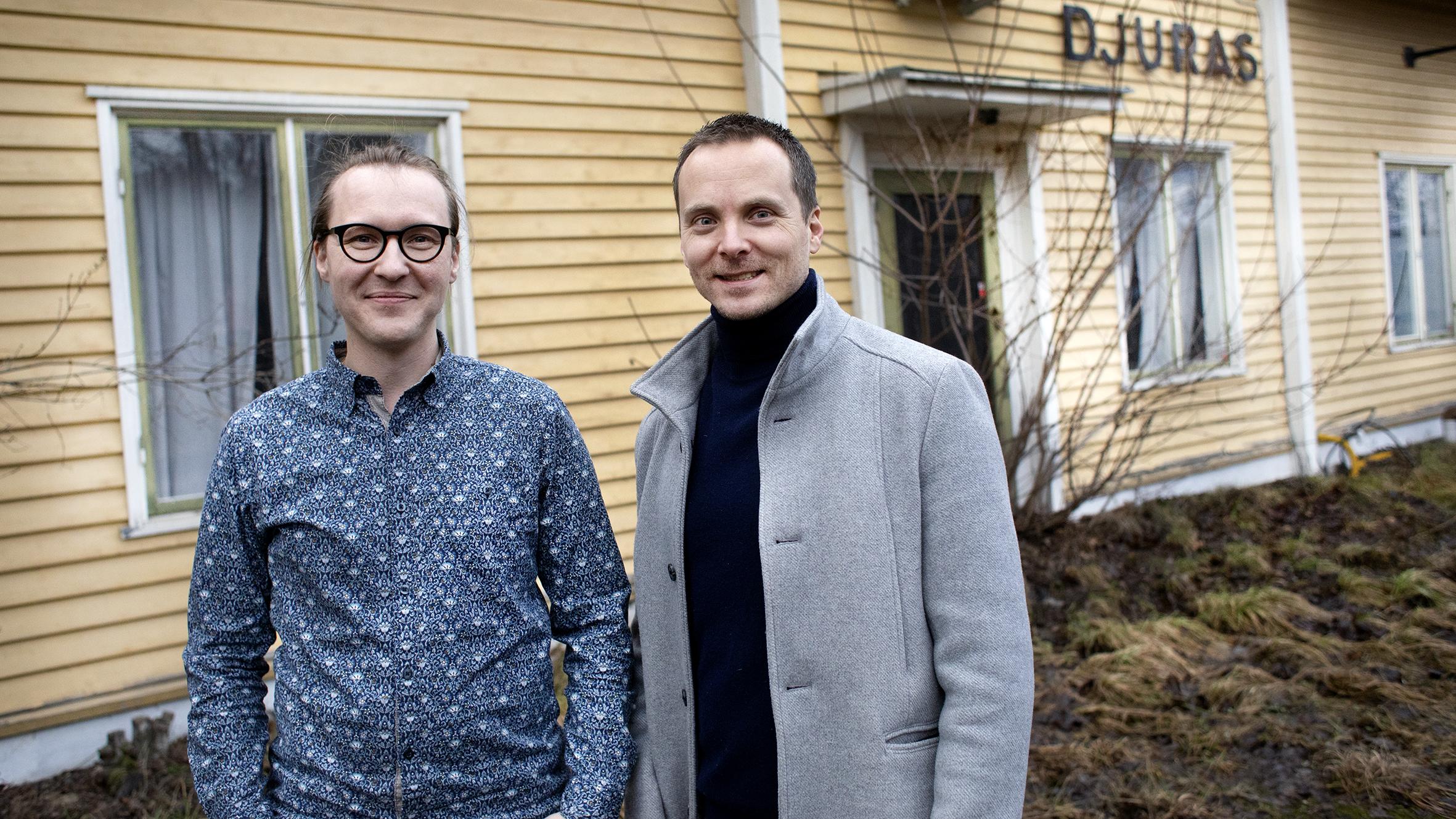 Vanligast bo i småhus i Gagnef och Öckerö